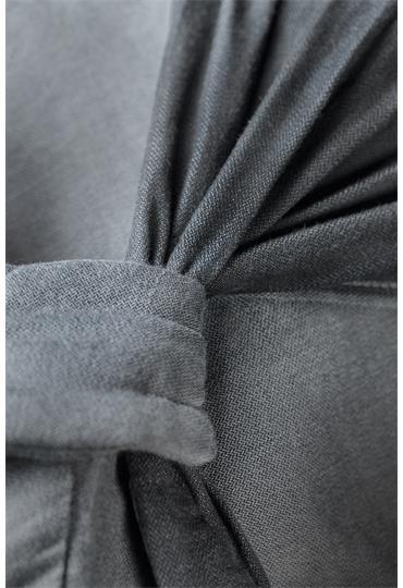 manduca® Twist - grey/mint