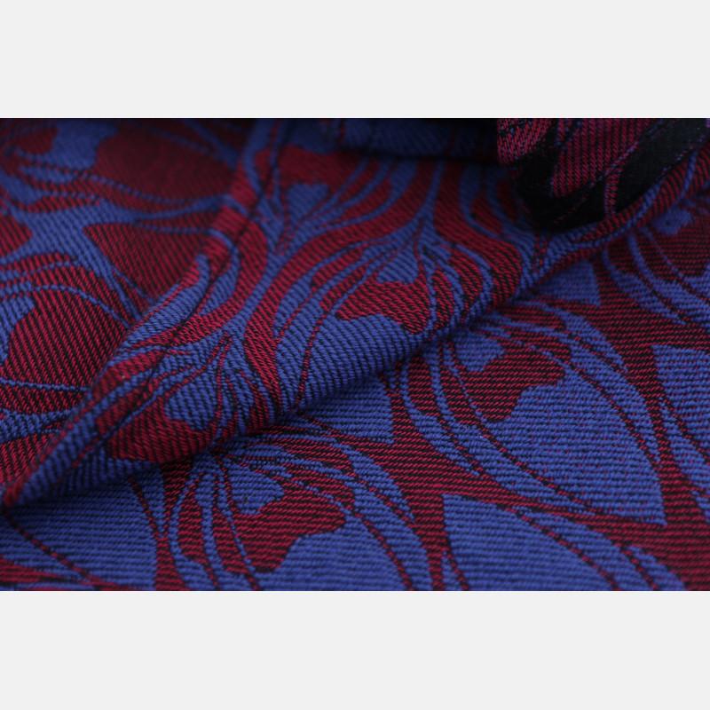 La Fleur Duo Fuchsia Blue Meta Wool
