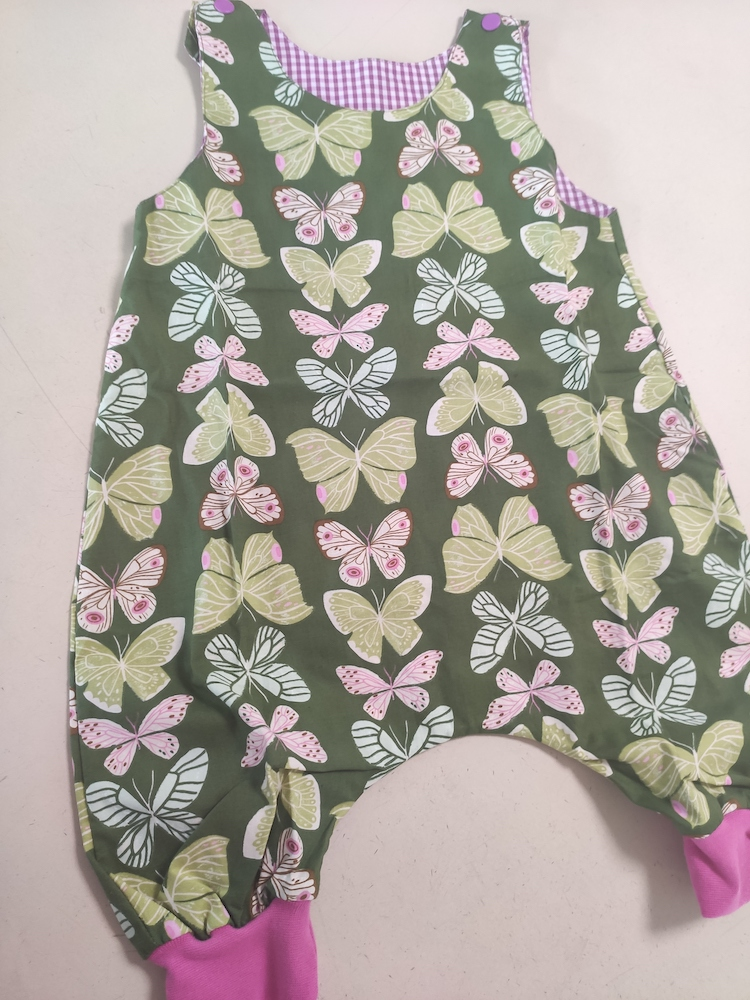 Sommerspieler - Schmetterlinge grün
