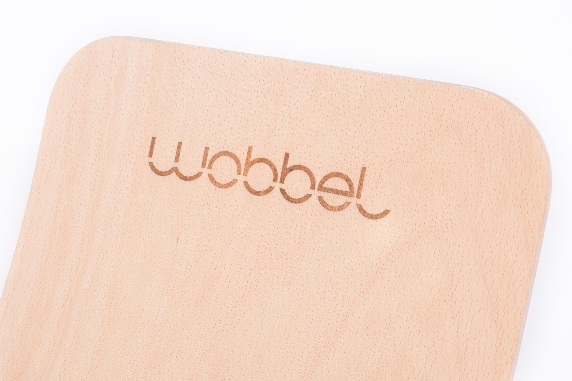 Wobbel Original unlackiert