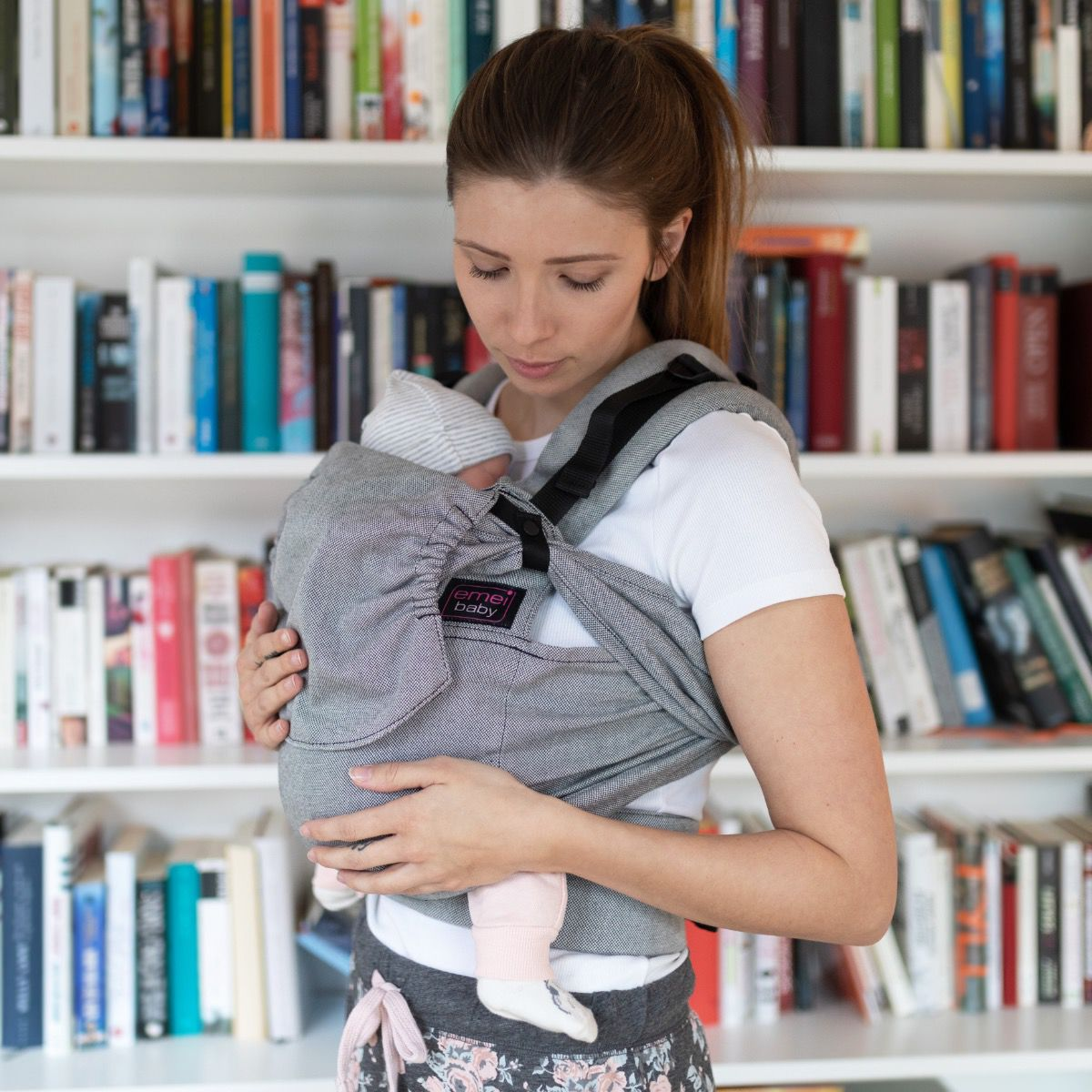 Easy Emeibaby Babytrage -  Baby Size