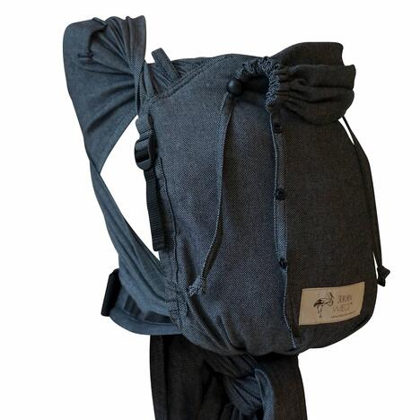 WrapBabyCarrier - Graphit