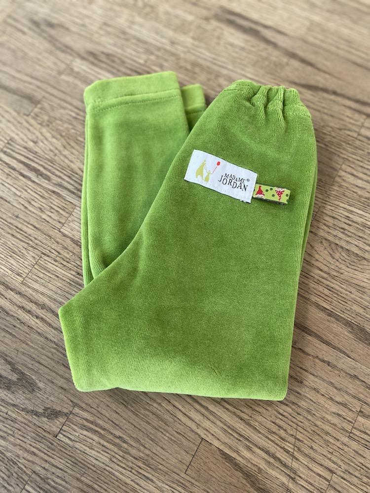 Leggings für Klein - grün Nicky