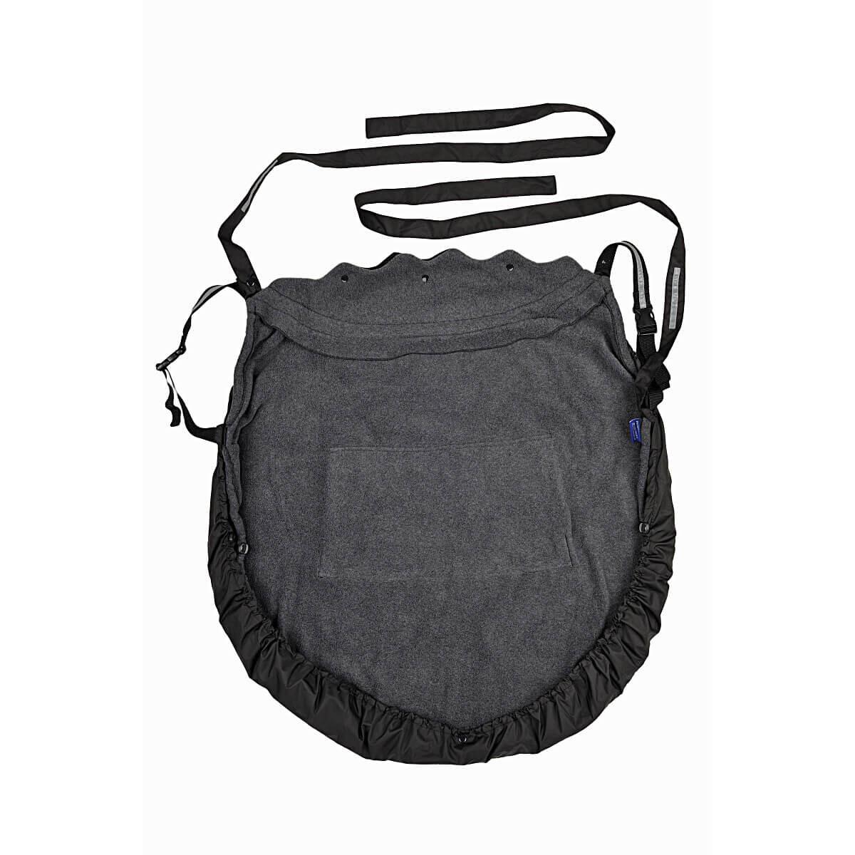 Fleece-Cover 3 in 1 mit Regenschutz