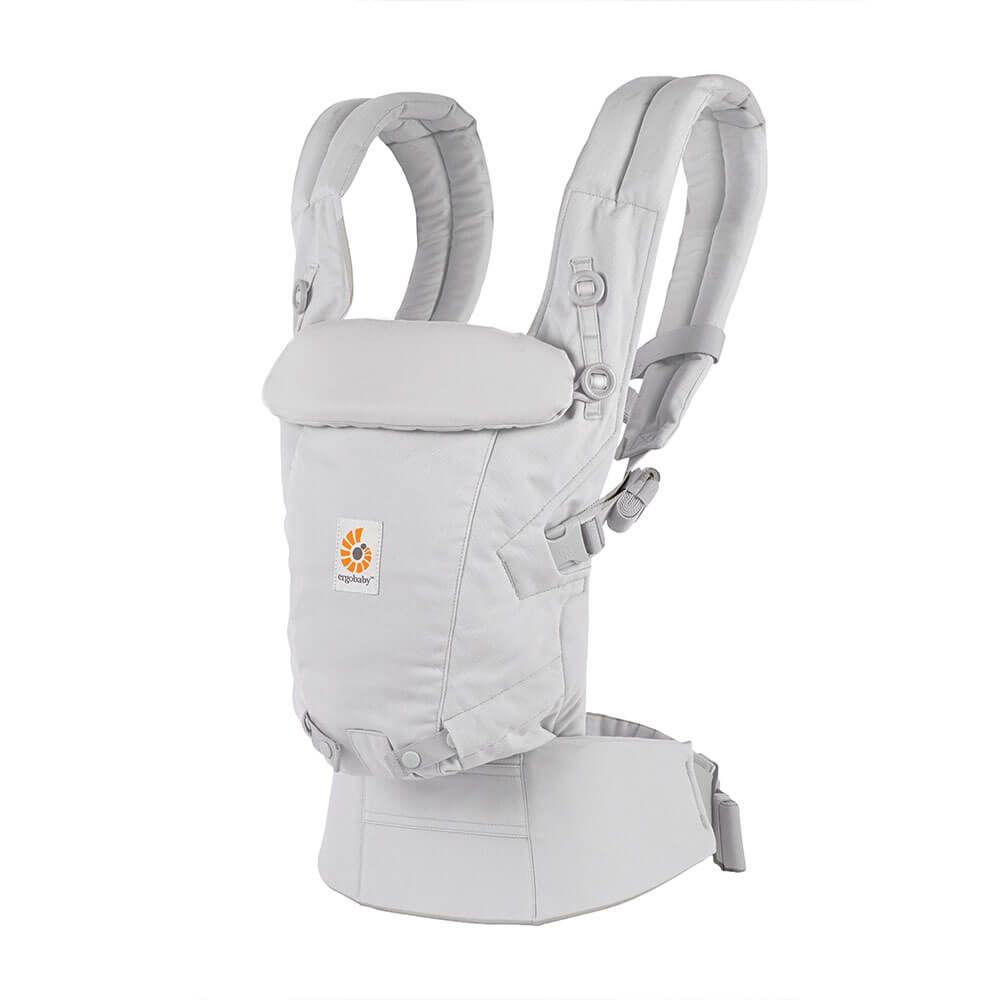 Ergobaby Adapt SoftTouch™ Cotton Babytrage - Pearl Grey