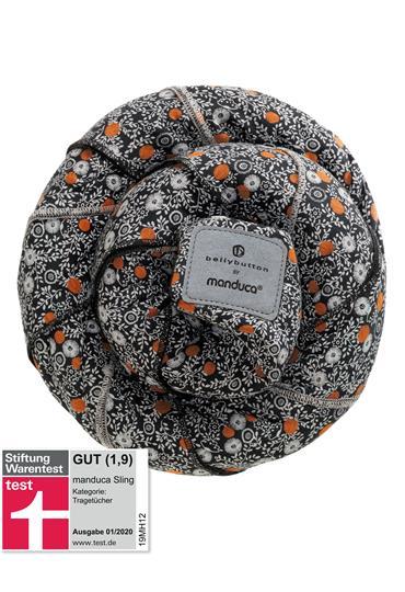 manduca® Sling - SoftBlossom dark
