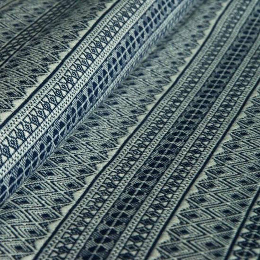 Didymos Tragetuch - Prima Tiefblau/weiß