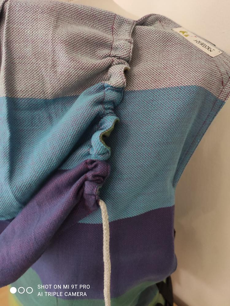 Mr X Fullbuckle - Rainbow Nature purple