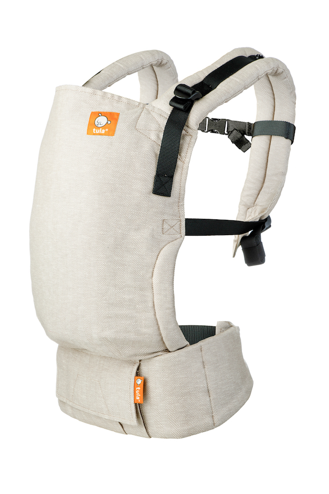 Tula Free-to-Grow Baby Carrier - Linen Sand