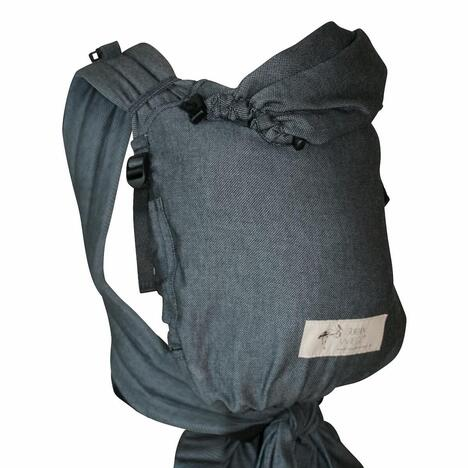 Babycarrier - Graphit