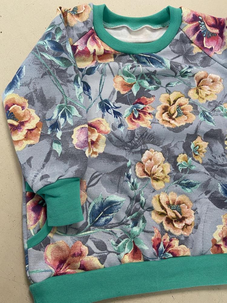 Pullover - Vintage Rose