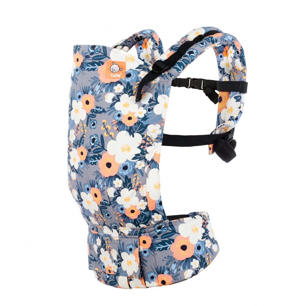Tula Free-to-Grow Baby Carrier - French Marigold