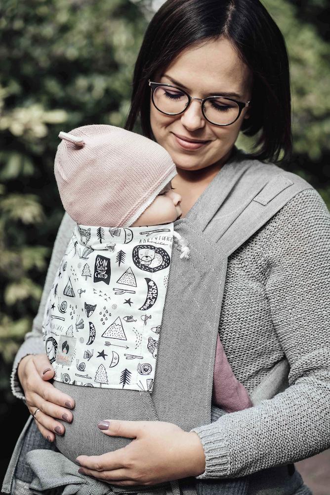 Limas Babytrage - Abenteuer