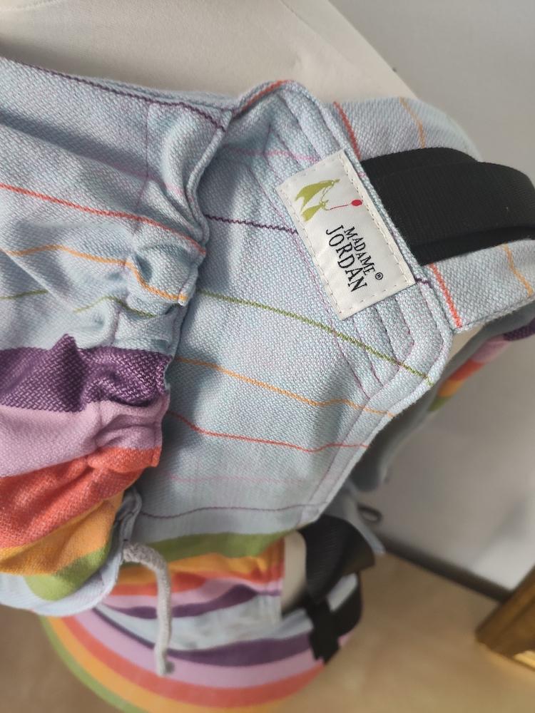 Mr X Fullbuckle - Rainbow Dash